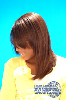 Long Teen Hairstyle from Paulette Edwards
