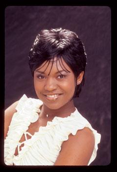 Medium Hairstyle from Kenisha Leggett