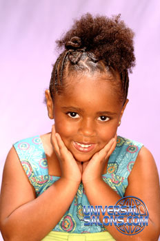 Kids Hairstyle from Latonya Couch
