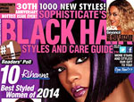 Universal Salons Gets 33 Models Published in the May 2014 Issue of Sophisticates black Hair Styles and care Guide