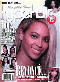 Hype Hair June 2014