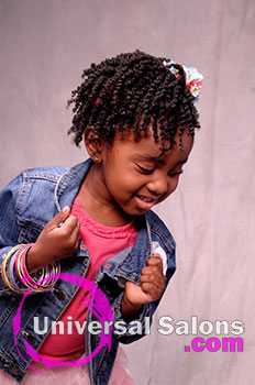Natural Twists For African American Kids