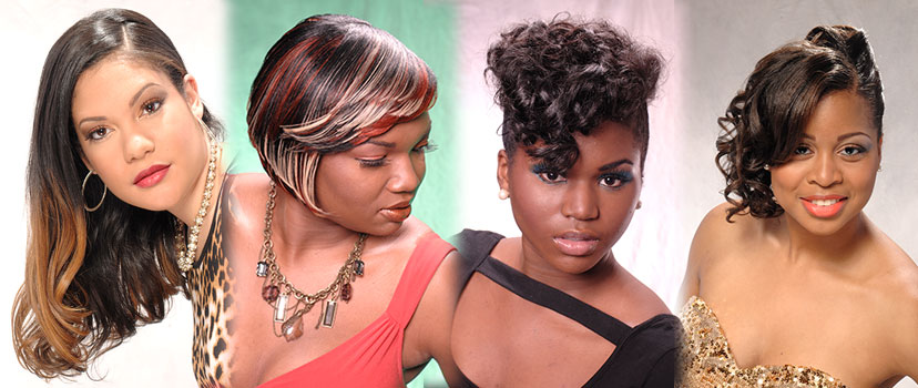 Black Hairstyles from our Laurel MD and Oxford MS Photo Shoot