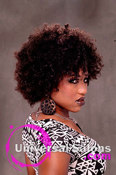 "Erma Stephen's ""Fierce Fro"" Hairstyles for Natural Hair"