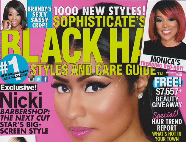 Sophisticates March April 2016