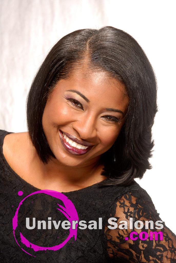 Jacquard Daniels' Bob Hairstyles for Black Women