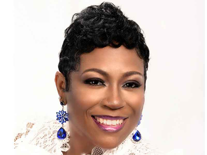 Short Soft Curls Hairstyle for Black Women