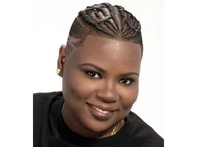 Short Twists Hairstyle For Black Women From Speedy Hendrix