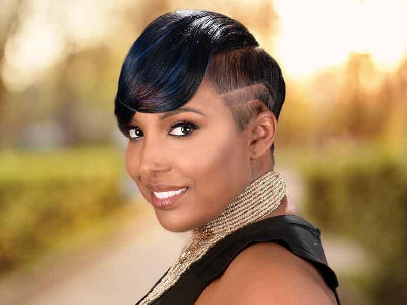 Short Black Hairstyles for Women