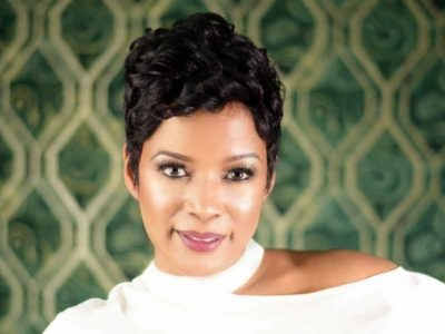 Short Relaxed Hair Cut with Curls