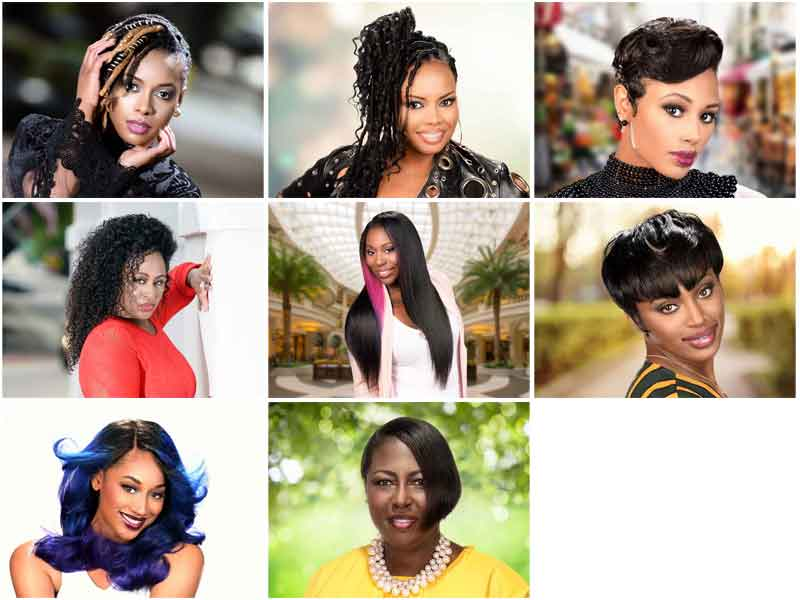 """Help Us Choose the """"People's Choice Hairstyle"""" for Our Fayetteville, NC Photo Shoot"""