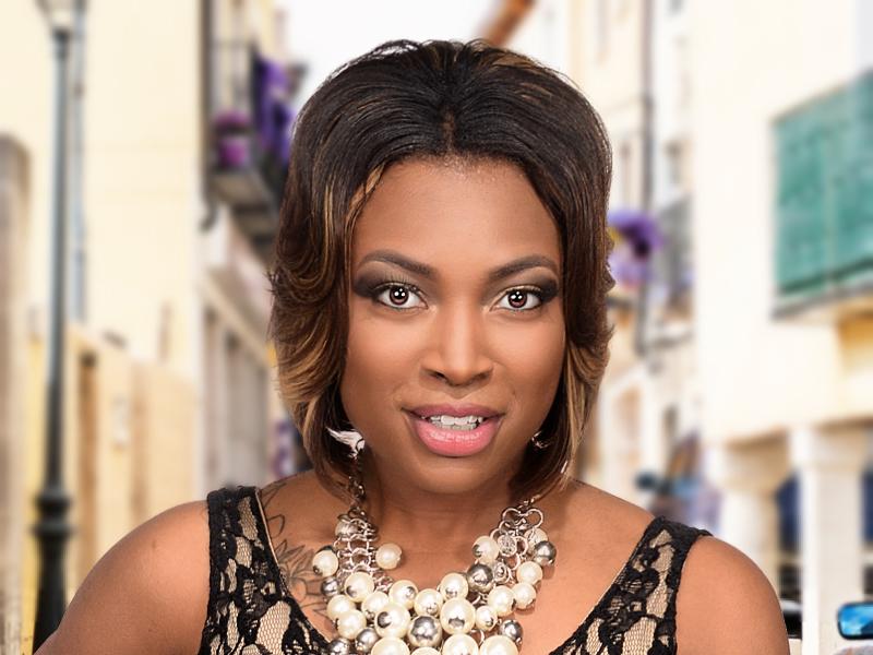 Beautiful Bob Hairstyle for Black Women from Carla Harris