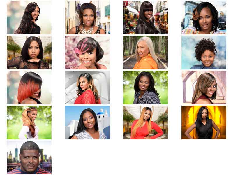 Help Us Choose the People's Choice Hairstyle from Our Gallery