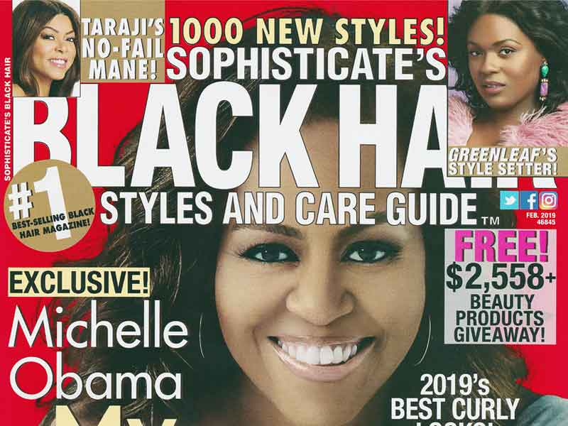 Holy Cow!!! UniversalSalons.Com Gets 33 Hairstyles Published in the New Sophisticate's Black Hair Styles and Care Guide