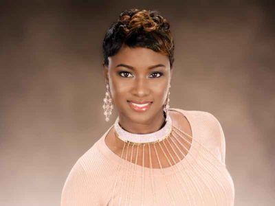 Short Hairstyle with Tapered Sides and Multi-Color Highlights