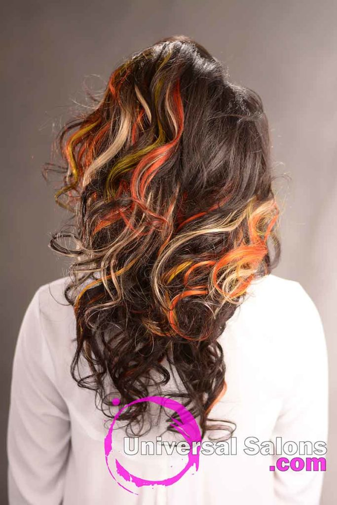 Curly Sew in for Natural Hair -18