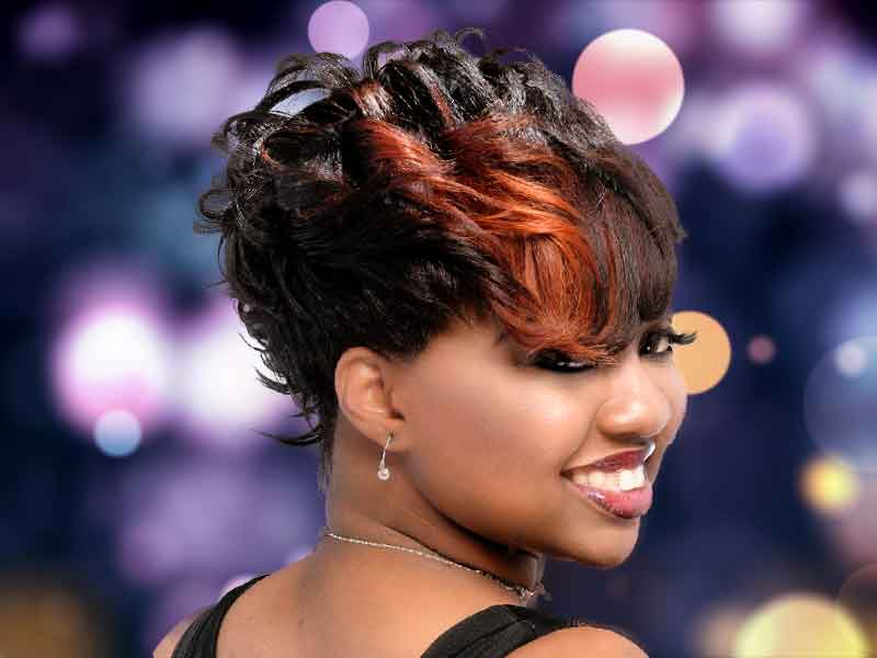 """""""Ultimate Party"""" Short Hairstyle"""