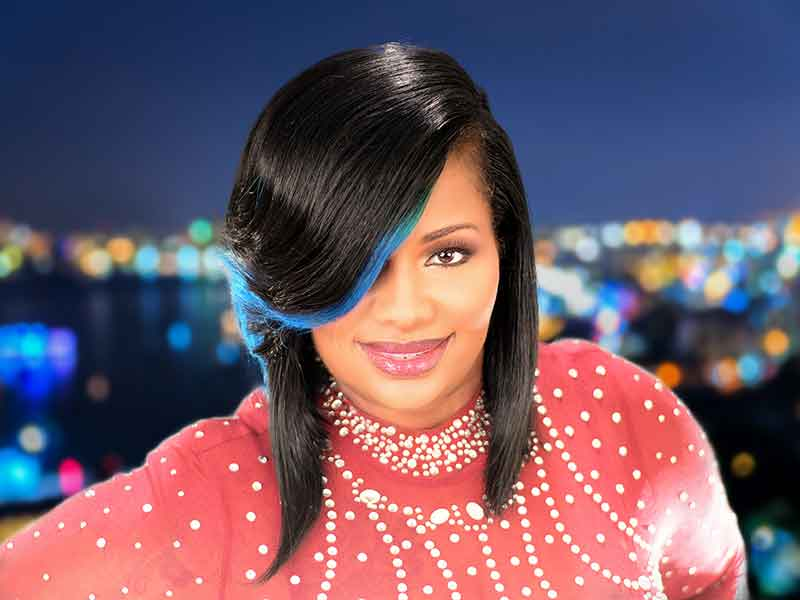 Check Out This Fabulous Quick Weave Bob Hairstyle from Constance Purnell