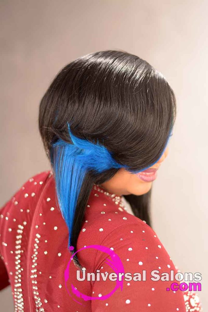 Left View: Check Out This Fabulous Quick Weave Bob Hairstyle