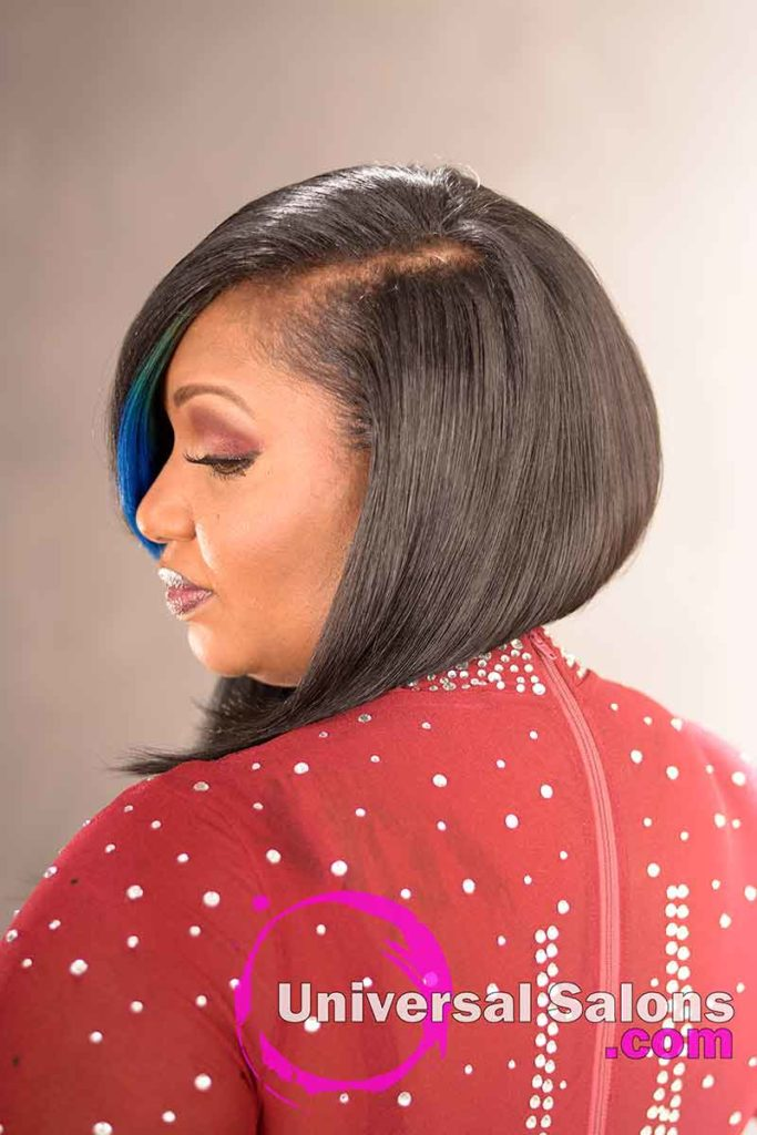 2nd Right View: Check Out This Fabulous Quick Weave Bob Hairstyle