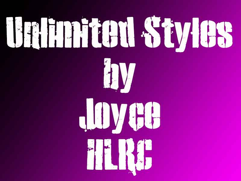 Unlimited Styles by Joyce HLRC Banner