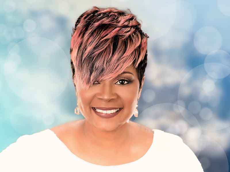 Fierce Pixie Hairstyle for Black Women from Yvette Alston in Columbia, SC