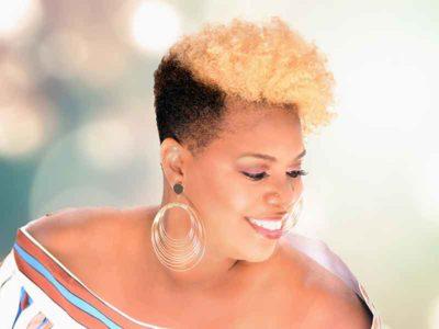 Brassy Blonde Curly Hair Mohawk from Brenda Barron in Charleston, SC