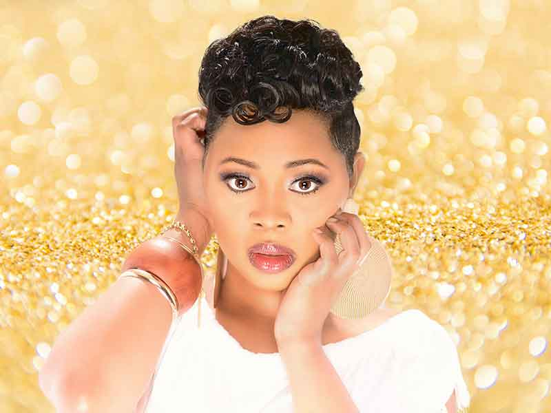 Hot Short Hairstyle for Black Women from Ashlee Gradic in Charleston, SC