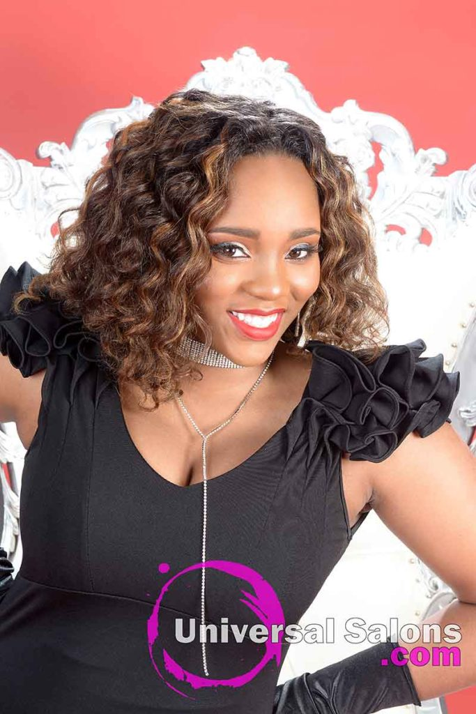 Right View of Natural Hair Color Ideas for African American Women