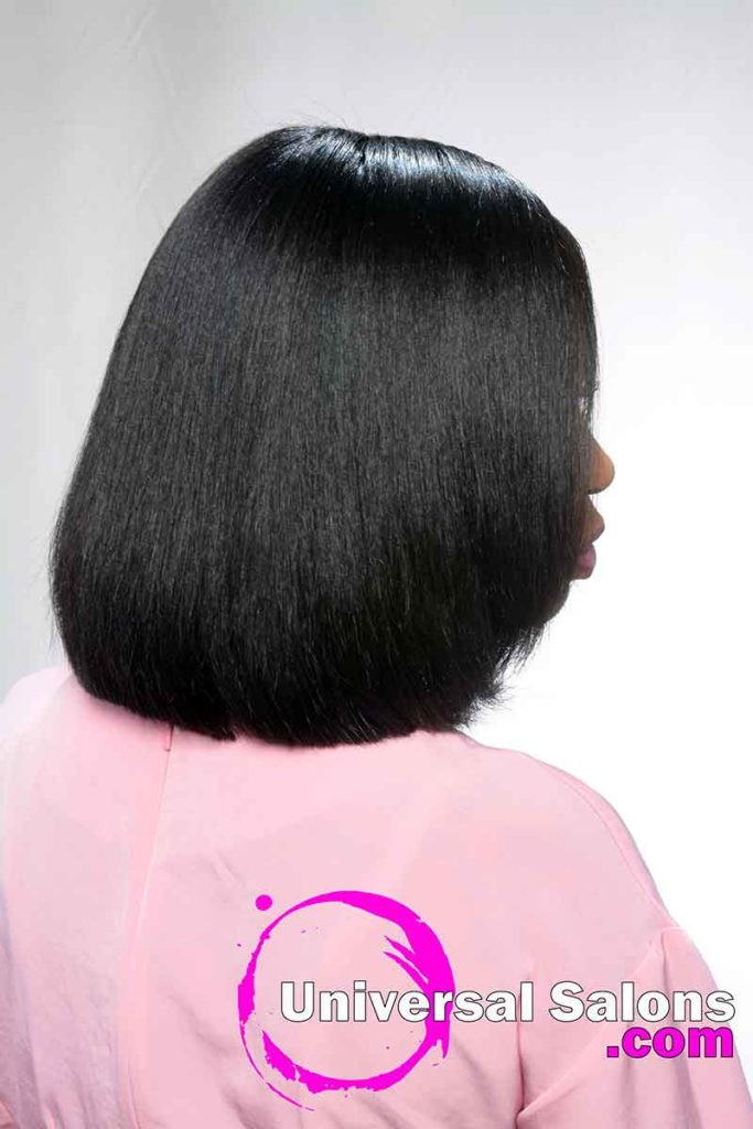 Back View Bob Hairstyles for Black Women in 2021